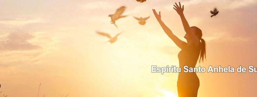 El Espiritu Santo quiere.
