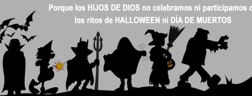 halloween CAFE Iglesia